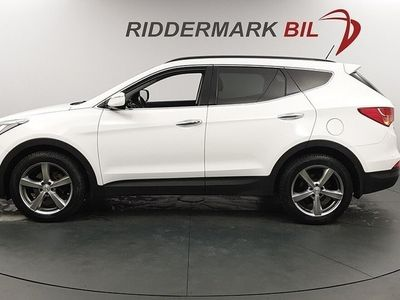 begagnad Hyundai Santa Fe 2.2 CRDi 4WD/NAVI/PANO