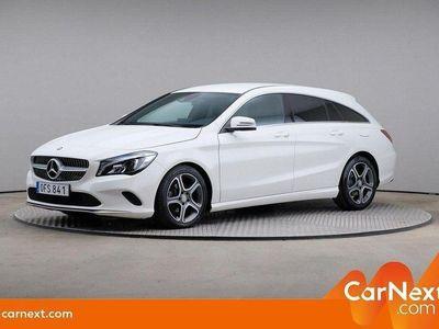 begagnad Mercedes CLA220 Shooting Brake d Drag,