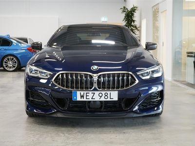 begagnad BMW M850 i xDrive Gran Coupe Night Vision / K -20