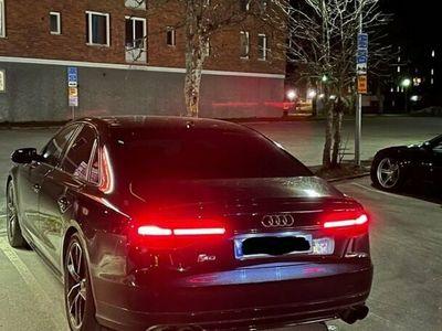 begagnad Audi S8 plus