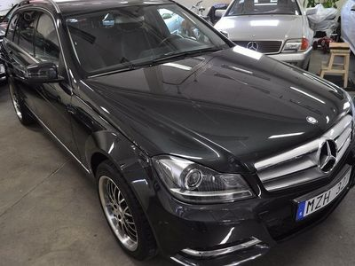 begagnad Mercedes C350 T 7G-Tronic 306hk 2135mil