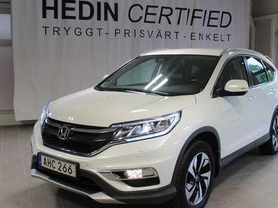 begagnad Honda CR-V 2,0 4WD Automat Lifstyle Drag