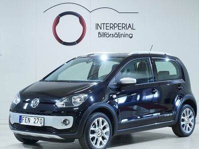 begagnad VW cross up! 1.0 Drive