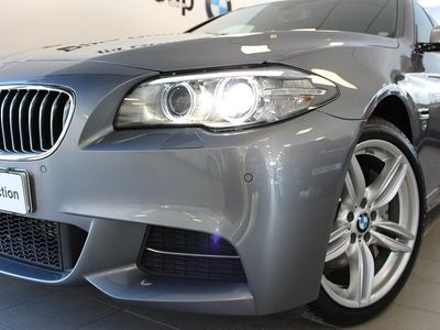 begagnad BMW 530 D xDrive Aut M-Sport Lounge-pack Drag Nav