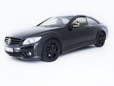 begagnad Mercedes 500 CL. Årsmodell 2007AMG