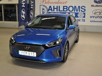 begagnad Hyundai Ioniq Hybrid Premium Plus Eco 2017, Halvkombi 209 900 kr