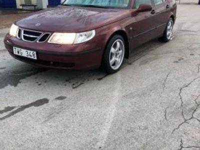 used Saab 9-5 -02