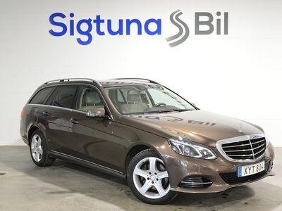 begagnad Mercedes E250 BlueTEC 4MATIC 7G-Tronic Plus 204hk Euro 6