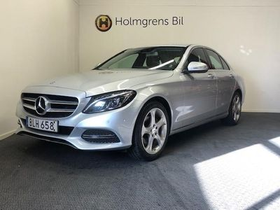 begagnad Mercedes C220 BLUETEC
