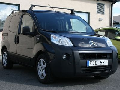 brugt Citroën Nemo Van 1.4 HDi