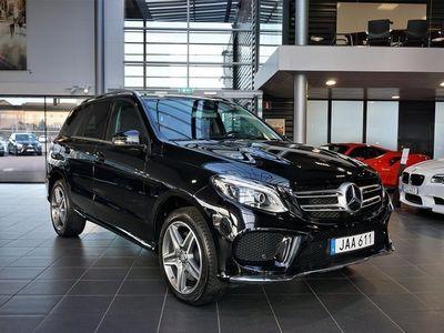 begagnad Mercedes 400 GLE Benz4MATIC 9G-Tronic 2017, SUV 530 000 kr