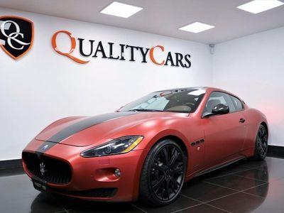 begagnad Maserati Granturismo S 4.7 V8 439HK