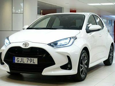 begagnad Toyota Yaris 1.5 5-d Active Plus / Nya modellen / 380mil