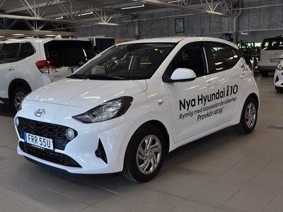 begagnad Hyundai i10 1.0 MT5 Essential 2020, Halvkombi 124 900 kr