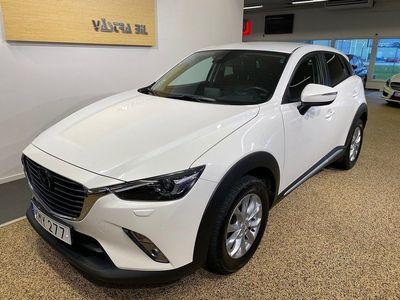 begagnad Mazda CX-3 2.0 OPTIMUM AUT 120HK / V-HJUL / NAVI