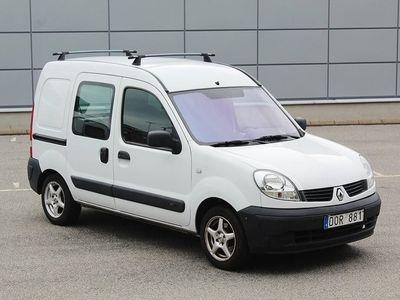 begagnad Renault Kangoo Express 1.5 Diesel Dragkrok SKÅP
