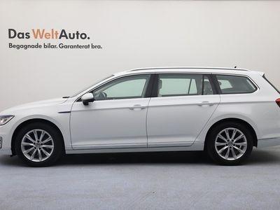 begagnad VW Passat Variant SC GTE/P-värmare