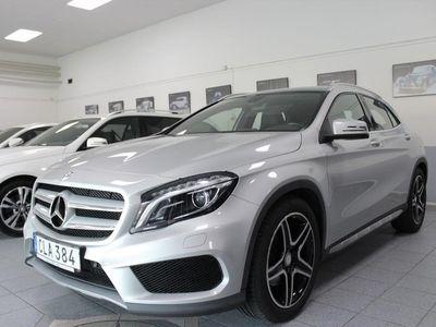 begagnad Mercedes GLA220 CDI 4MATIC AMG Sport, Svensksåld