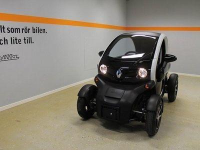 gebraucht Renault Twizy Intens 80 A Svart m.batteri 2018, Personbil 125 400 kr