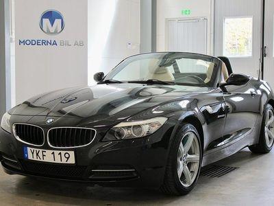 begagnad BMW Z4 sDrive 23i 204hk CAB HARDTOP SKINN