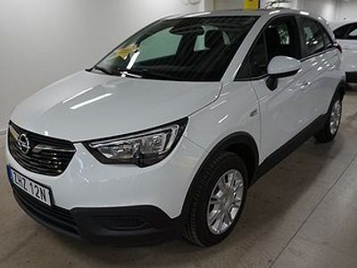 begagnad Opel Crossland X 1.2 Enjoy 83hk Först till kvarn...