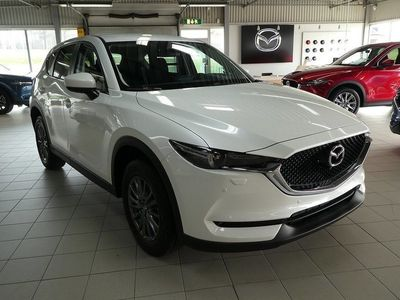 begagnad Mazda CX-5 2.2 DE AWD A6 VisionPlus 150 hk