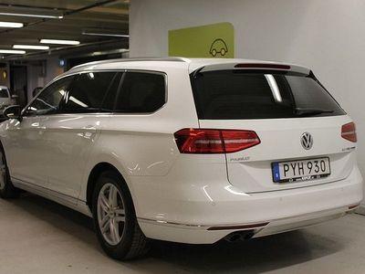 begagnad VW Passat 2.0 TDI GT / Dragpaket / NYBILSGARANTI (190hk)