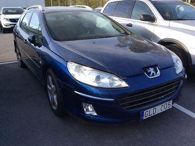 begagnad Peugeot 204 407 SW 2,7 HDI V6 Automathk