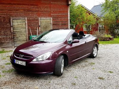begagnad Peugeot 307 CC cab