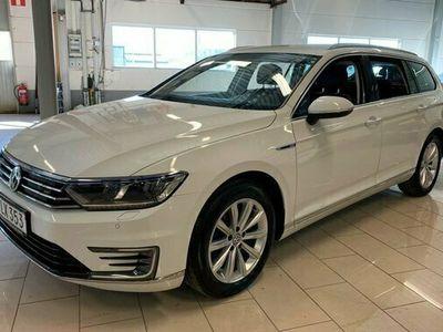 begagnad VW Passat Plug In Hybrid GTE 2017, Kombi Pris 219 000 kr