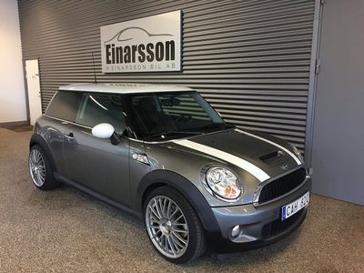 gebraucht Mini Cooper S S 1.6 175hk *V-hjul*Nyservad*Nybes*