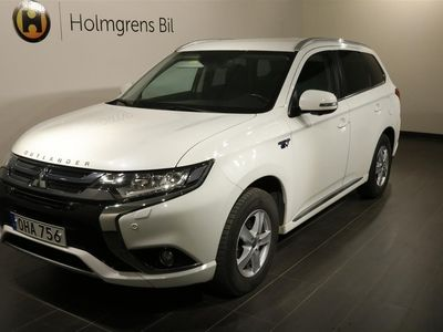 begagnad Mitsubishi Outlander P-HEV