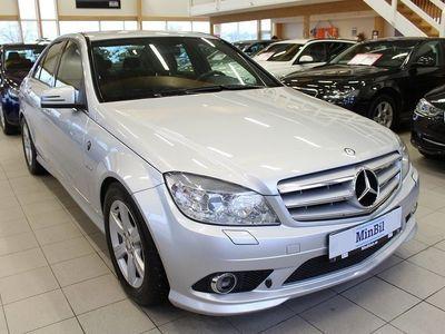 begagnad Mercedes C200 CDI BLUEEFFICIENCY AMG SPORT 136HK