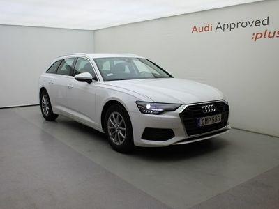 begagnad Audi A6 Avant 204hk 24mån Privatleasing TDI q