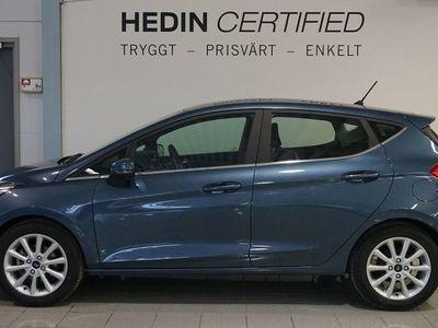 gebraucht Ford Fiesta Titanium 1.0T Ecoboost *DEMO* -18