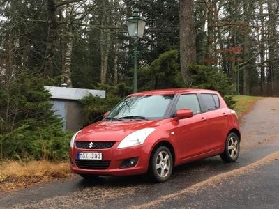 begagnad Suzuki Swift 1.2 VVT GLX Exclusive 4-WD