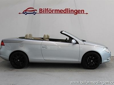 begagnad VW Eos 2.0 TFSI Cabriolet 200hk Comfort Sv-Såld