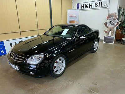 begagnad Mercedes SLK230 Kompressor 197hk