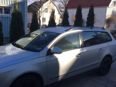 begagnad VW Passat 2.0 TDI Variant (Aut 140hk) -09