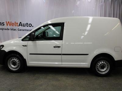 begagnad VW Caddy EU6 TDI 102HK
