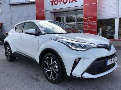 begagnad Toyota C-HR 1.8 Elhybrid X-Edition