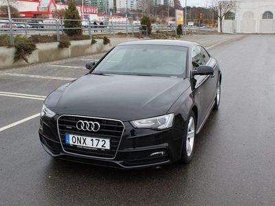 begagnad Audi A5 Coupé 2.0 TDI DPF quattro S-Line 1 ägare