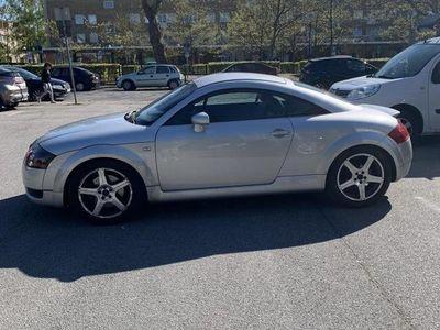 begagnad Audi TT 1.8t