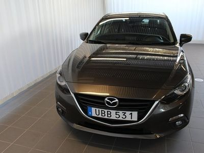 brugt Mazda 3 Sedan 2.2 DE 150 Hk -14
