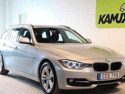 begagnad BMW 320 D Touring Sport Line Drag PDC 2014, Kombi 189 500 kr