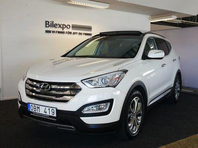 begagnad Hyundai Santa Fe 2.2 CRDi-R 4WD (197hk) /SKIN -13
