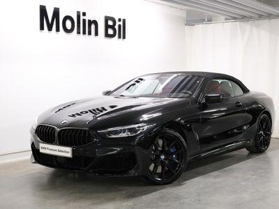 begagnad BMW M850 i xDrive Cab / Live Cockpit Pro