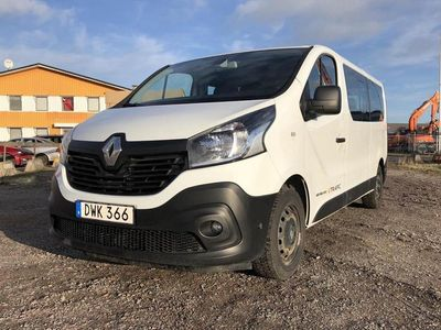 begagnad Renault Trafic 1.6 dCi Buss