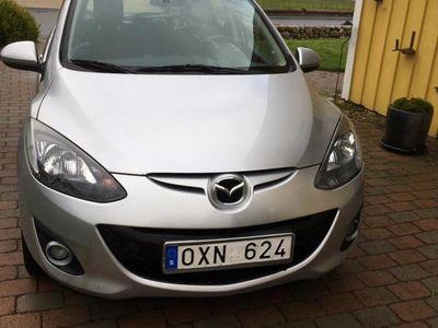 begagnad Mazda 2 5-dörrar 1.3