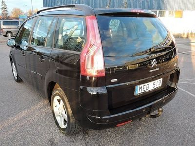 begagnad Citroën Grand C4 Picasso 1.6 HDi / Ny Besiktad / 7sits / Drag